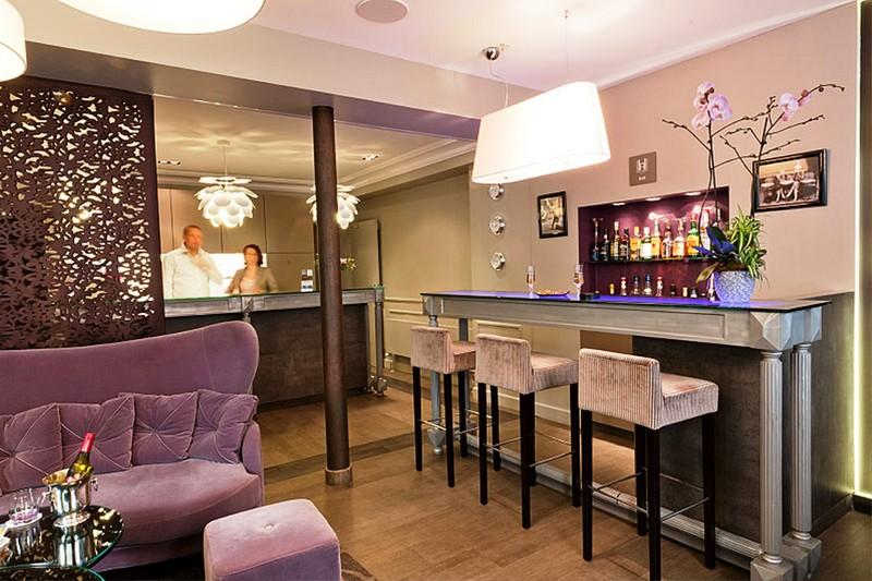Bar Hotel Harvey