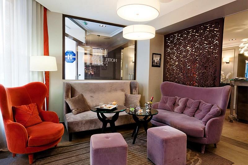 Lobby Hotel Harvey