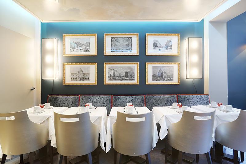 Restaurant Hotel Harvey