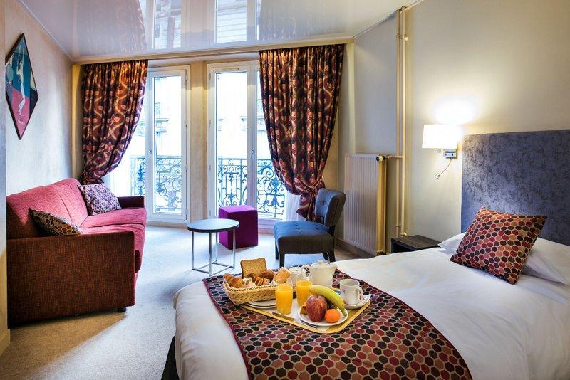 Room Hotel Harvey