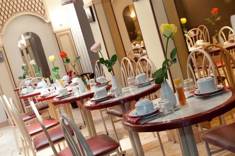 Restaurant Grand Hotel De Paris