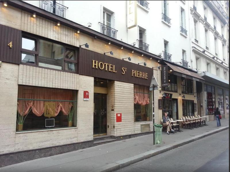 General view Hotel Saint Pierre