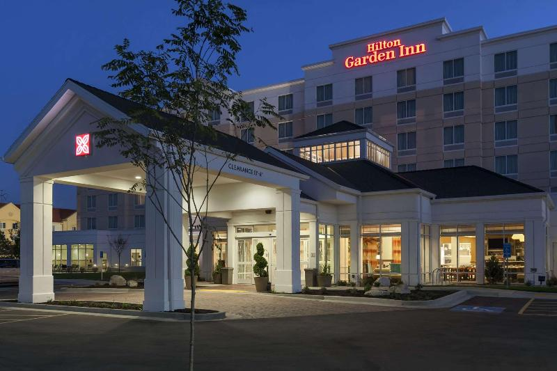Hilton Garden Inn Salt Lake City Airport, UT - Hotel - 0