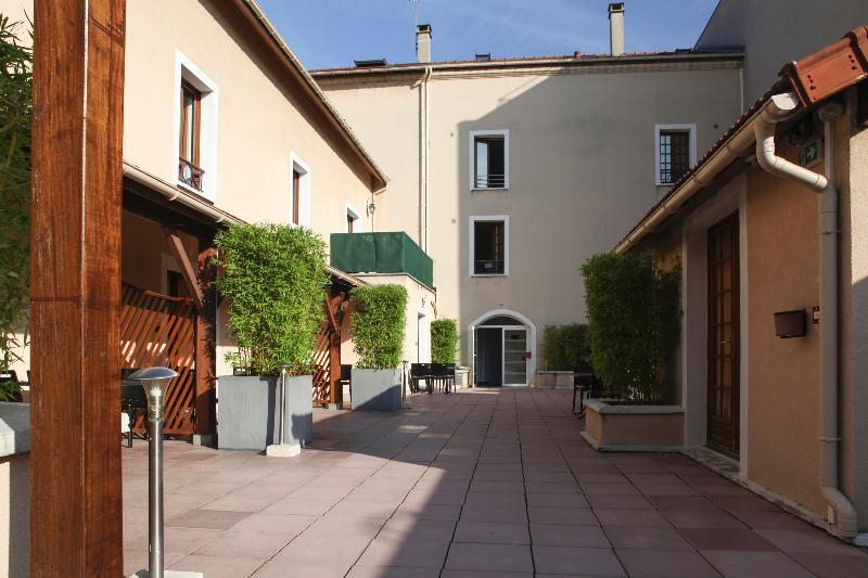 Terrace La Ferme Des Barmonts