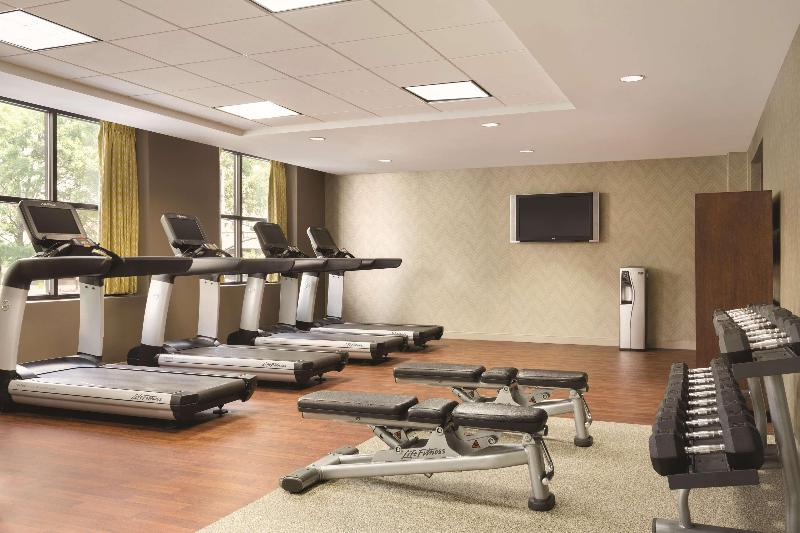 DoubleTree by Hilton Atlanta Downtown - Sport - 5