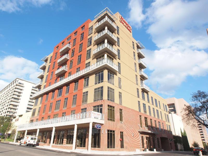 Hampton Inn and Suites Austin @ The University/Cap - Hotel - 0