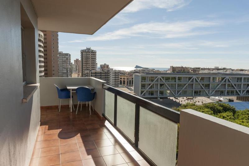 General view Benidorm Apartamentos Michelangelo