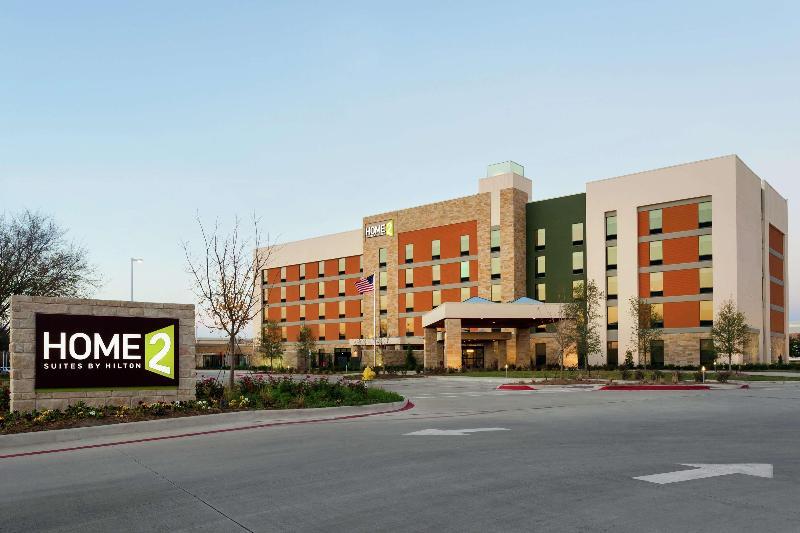 Home2 Suites Dallas-Frisco, TX - Hotel - 1