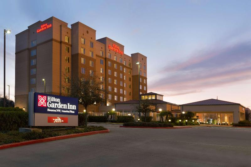 Hilton Garden Inn Houston Northwest/American Plaza - Hotel - 0