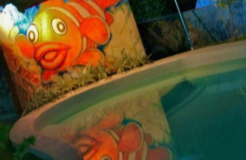 Pool Vanilla Sky Resort