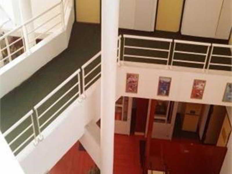 Lobby Hotel Mister Bed Strasbourg