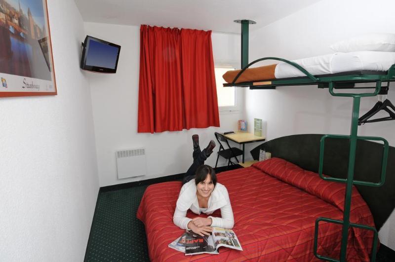 Room Hotel Mister Bed Strasbourg