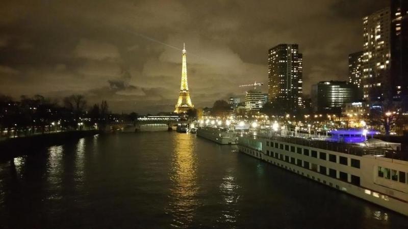 General view Hotel Eiffel Kennedy