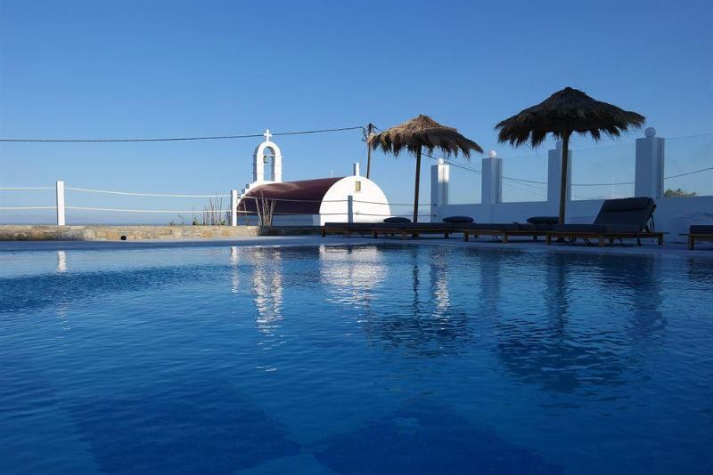 General view Hermes Mykonos Hotel