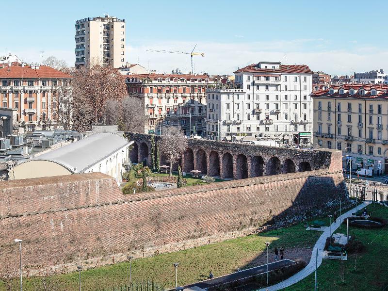 Terrace Hotel Arco Romana