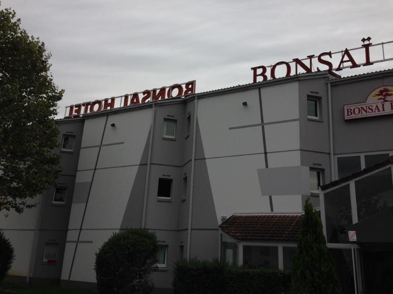 General view Bonsai Hotel Dijon Sud
