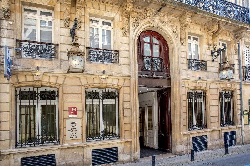 Best Western Grand Hotel Francais - Hotel - 7