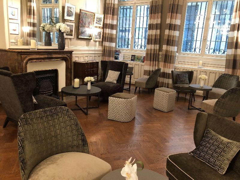 Best Western Grand Hotel Francais - Pool - 13