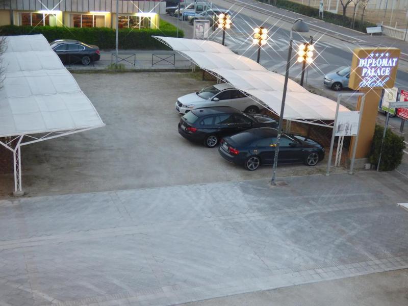 General view Diplomat Palace Hotel