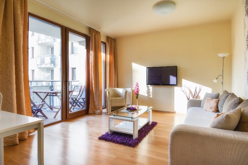 Room Trendy Deluxe Apartments