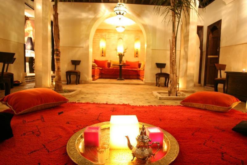 General view Riad Des Arts