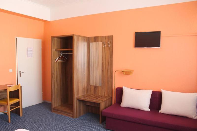 Room Alper Hotel Am Potsdamer Platz
