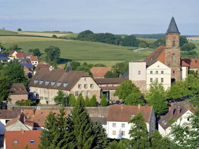 General view Kloster Hornbach