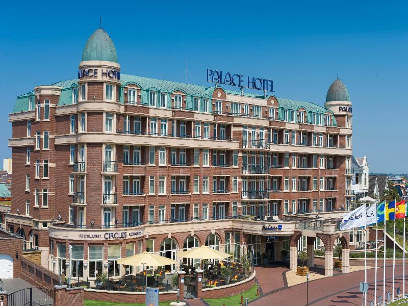 General view Radisson Blu Palace Hotel Noordwijk Aan Zee