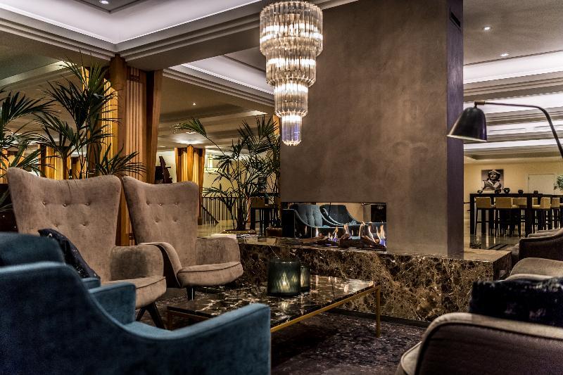 Bar Radisson Blu Palace Hotel Noordwijk Aan Zee