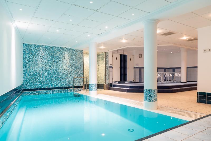 Pool Radisson Blu Palace Hotel Noordwijk Aan Zee