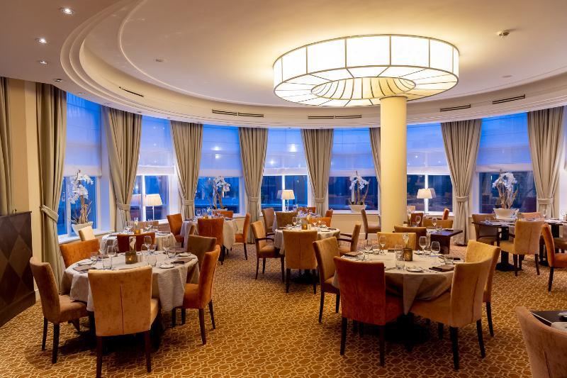 Restaurant Radisson Blu Palace Hotel Noordwijk Aan Zee