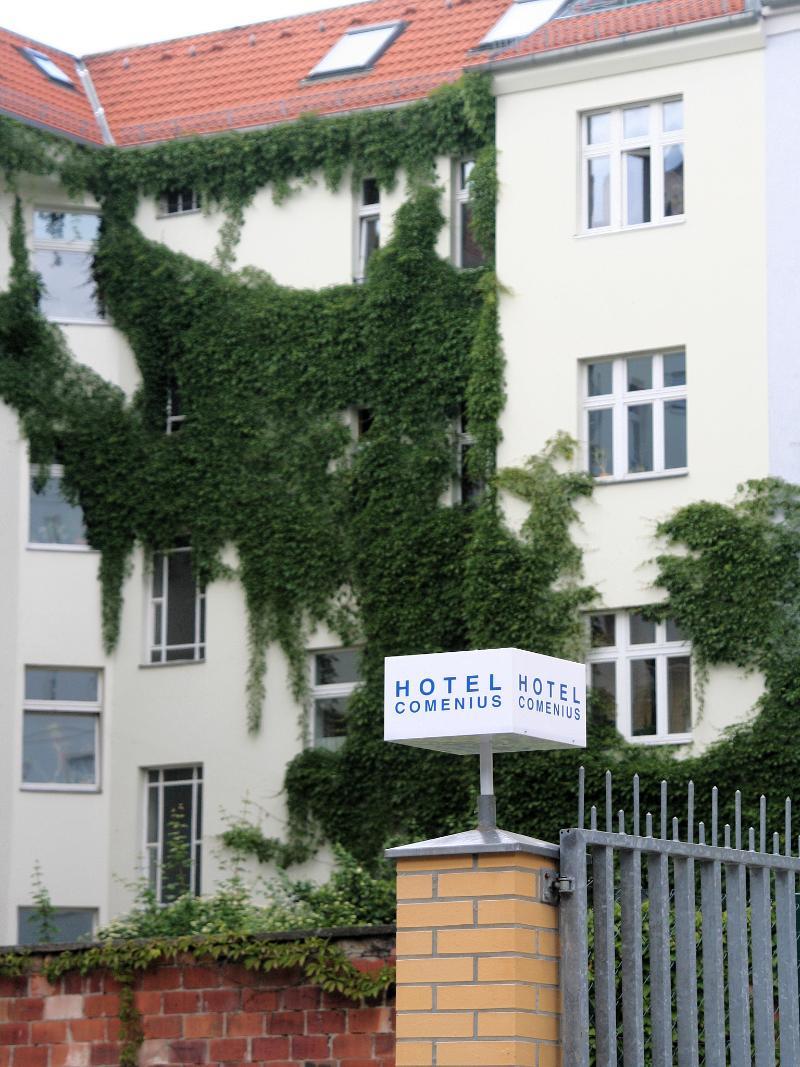 General view Hotel Comenius