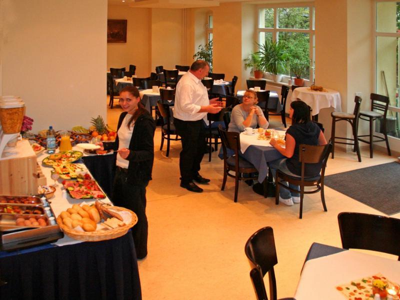 Restaurant Hotel Comenius