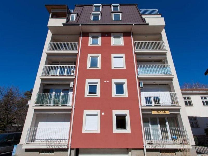 General view De Lux Apartments Kosta