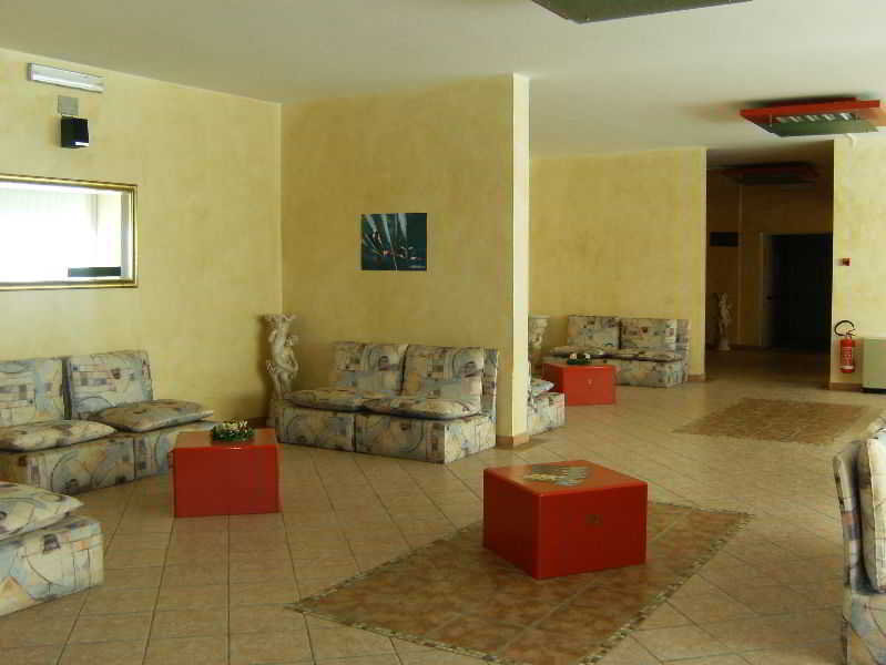 Lobby Sport Forte Hotel