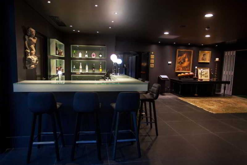 Bar Evidencia Belverde Hotel