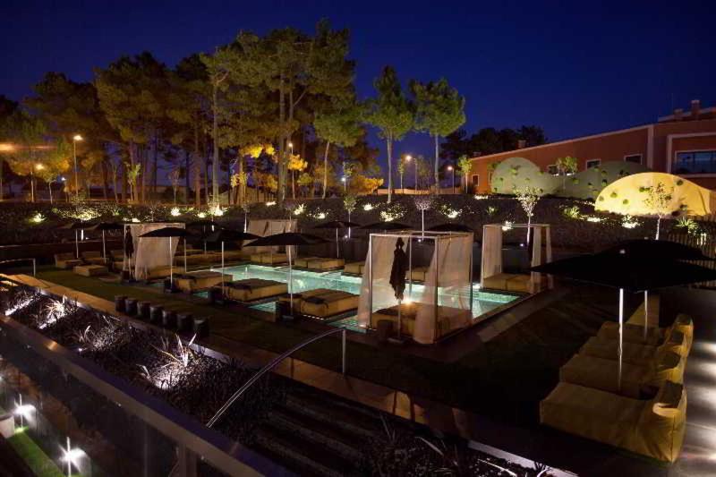 Terrace Evidencia Belverde Hotel