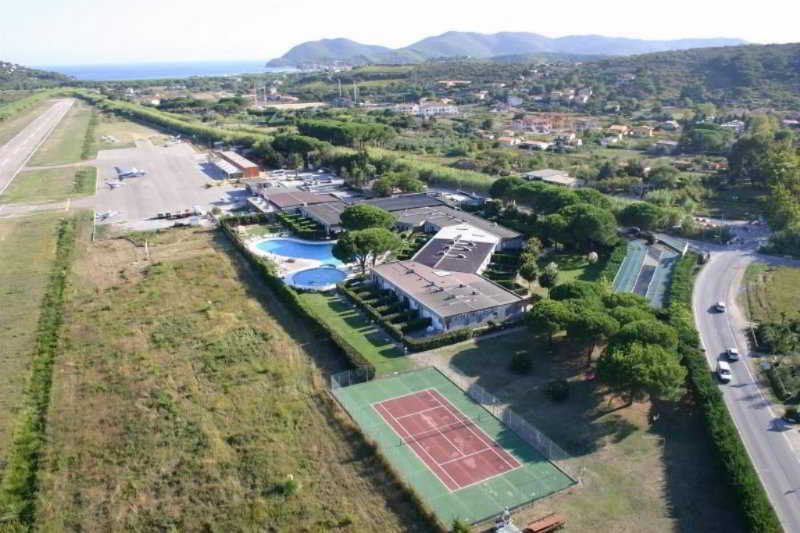 General view Aviotel Residence Hotel