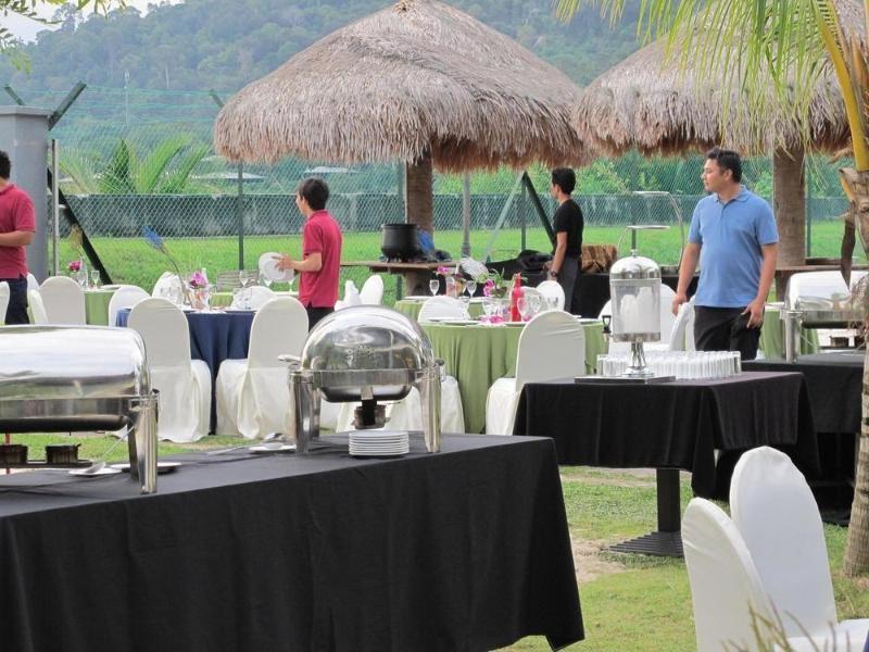 Alia Residence Business Resort - Hotel - 5