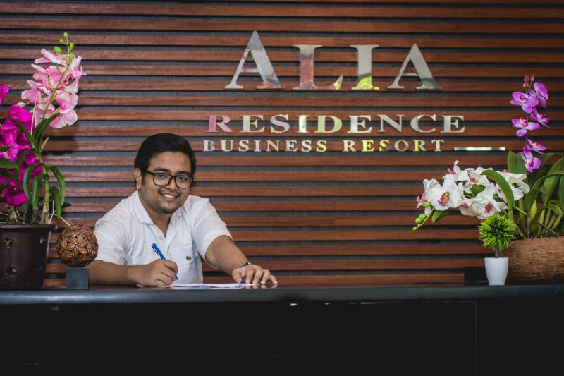 Alia Residence Business Resort - General - 7