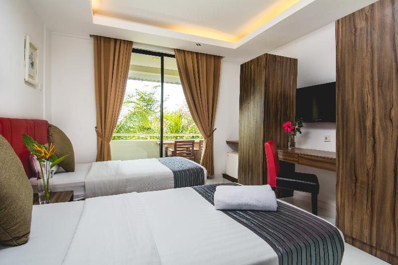 Alia Residence Business Resort - Room - 8
