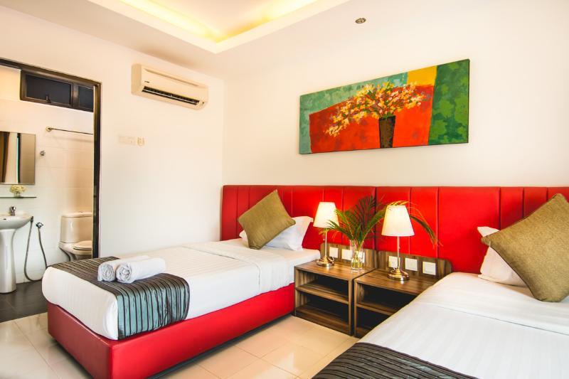 Alia Residence Business Resort - Room - 9