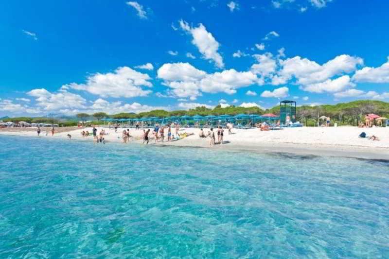 Beach Li Cupulatti