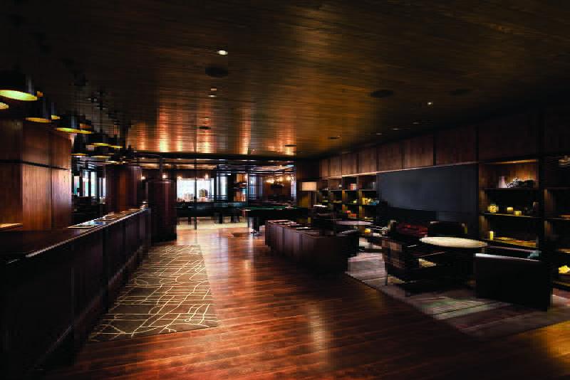 Lobby Pentahotel Hong Kong Kowloon