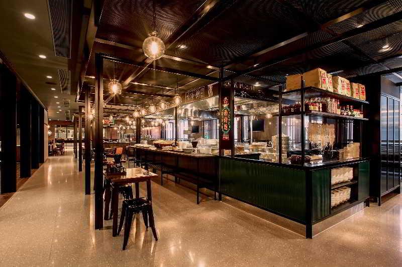 Restaurant Pentahotel Hong Kong Kowloon