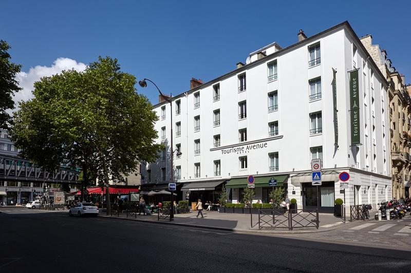 General view Tourisme Avenue