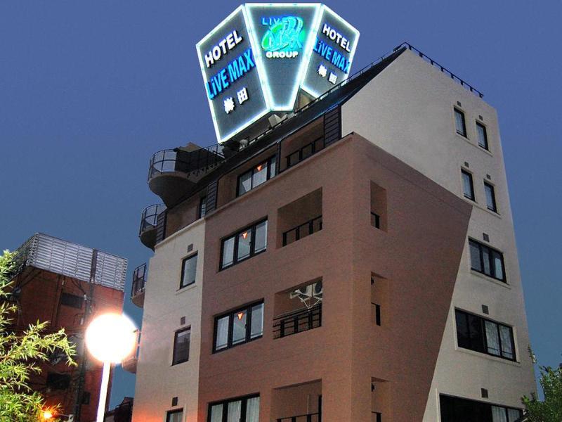 General view Hotel Livemax Umeda