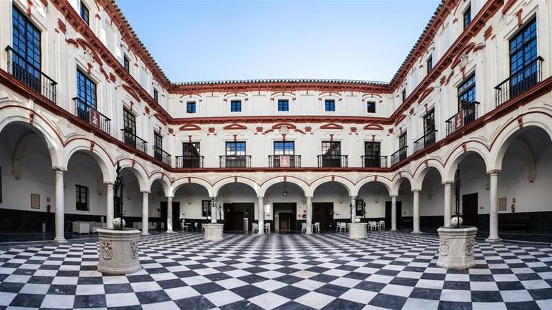 General view Boutique Convento Cádiz Hotel