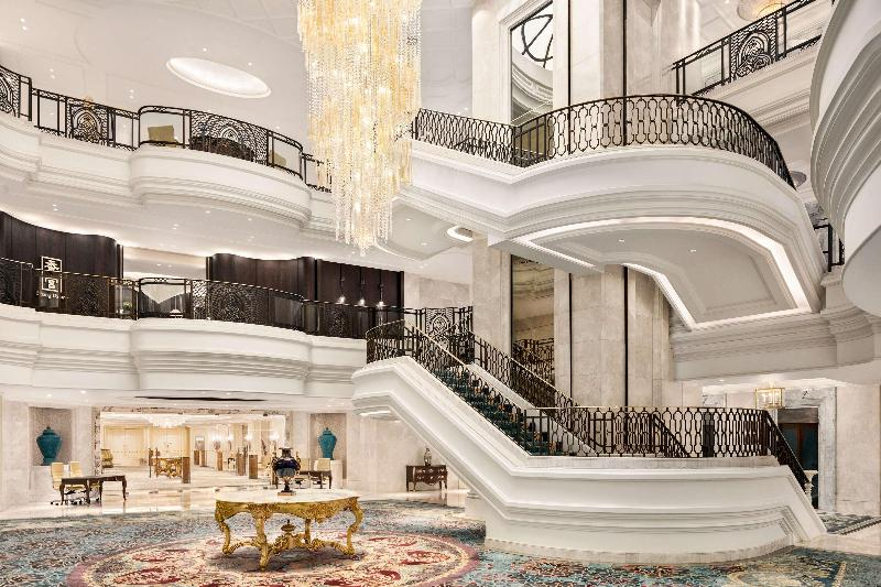 Lobby Shangri-la Bosphorus, Istanbul