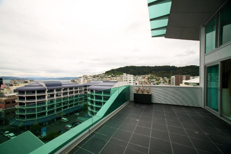 General view Distinction Wellington Century City Hotel